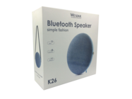 K26 WESDAR głośnik bluetooth black box