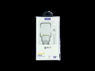 L-Q18Z Joyroom ładowarka sieciowa white box + kabel microUSB