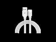 Maxximus kabel SET 2.4A Micro USB 1m white box