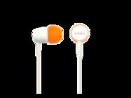 MH755 Sony zestaw słuchawkowy white bulk