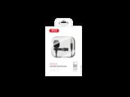 MKF01 XO mikrofon przewodowy jack 3,5mm black box