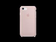 MQGQ2ZM/A Etui iPhone 8/7 silicone pink sand box