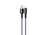 NB102 XO kabel lightning 1m 2,4A purple box
