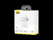 NGW09-02 Baseus zestaw słuchawkowy TWS W09 white box