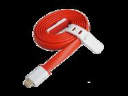 OnePlus kabel microUSB 4A 1m bulk