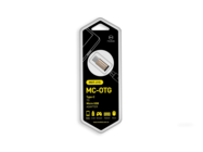 OT-2150 Mcdodo adapter micro do typ-C gold box
