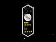 OT-2150 Mcdodo adapter micro do typ-C gold box