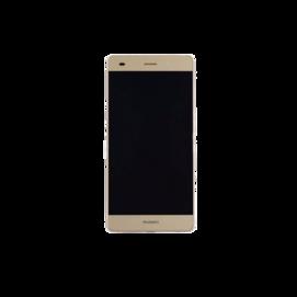 ALE-L21 LCD Huawei P8 Lite złoty + bateria 0235KGP