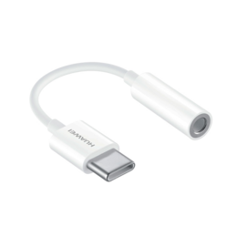 CM20 HUAWEI adapter Jack 3.5mm - USB Typ-C white box