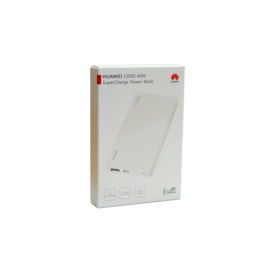 CP12S HUAWEI power bank 12000mAh 40Wwhite box