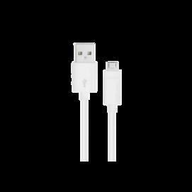 EAD62329704 LG kabel micro USB white bulk
