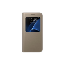EF-CG930PF Samsung View Cover S7 G930 gold retail