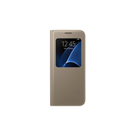 EF-CG935PFEGWW Samsung View Cover S7 Edge G935 gold retail