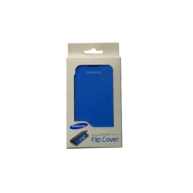 EF-FI9198CEGWW Samsung Flip Cover Galaxy S4 mini blue retail