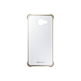 EF-QA510CFE Samsung Clear Cover Galaxy A5 2016 gold blister
