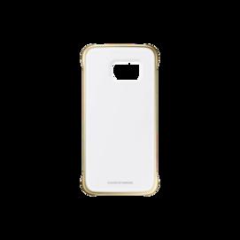 EF-QG925BFE Samsung Hard Cover Clear G925 Galaxy S6 Edge gold blister