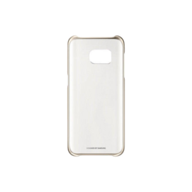 EF-QG935CFEGWW Samsung Clear Cover S7 Edge G935 gold retail