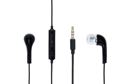 EHS64AVFBE Samsung zestaw słuchawkowy black bulk