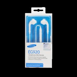 EO-EG920BW Samsung zestaw słuchawkowy white retail