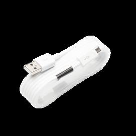 EP-TA20EWE Samsung ładowarka sieciowa bulk + kabel ECB-DU4EWE Plastic oryginał