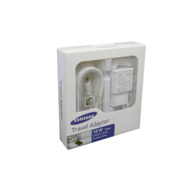 EP-TA20EWE Samsung ładowarka sieciowa white retail + kabel ECB-DU4EWE plastic bulk