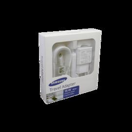 EP-TA20EWE Samsung ładowarka sieciowa white retail + kabel ECB-DU4EWE plastic