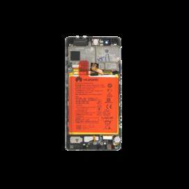 EVA-L09 LCD Huawei P9 czarny + bateria 02305RPT