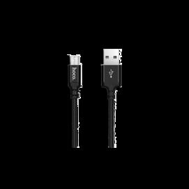 HOCO Kabel USB Times Speed X14 microUSB 1m black box
