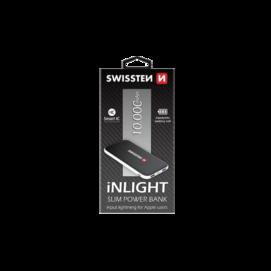 Inlight Slim SWISTEEN power bank 10000mAh black box