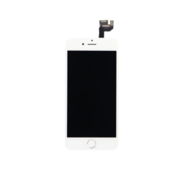 iPhone 6+ LCD + Touch Panel white full set HQ service pack