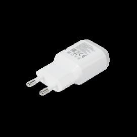 MCS-04ED LG ładowarka sieciowa white bulk + kabel micro USB