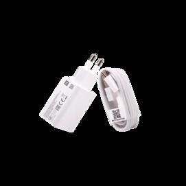 MDY-10-EF ładowarka sieciowa Xiaomi Q3 18W USB white bulk + kabel Typ-C