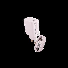 MDY-10-EL ładowarka sieciowa Xiaomi USB4.0 Q3 27W white bulk + kabel Typ-C 5A