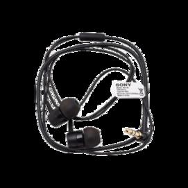 MH755 Sony zestaw słuchawkowy black bulk
