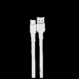 NB112 XO kabel microUSB 1m 3A white box