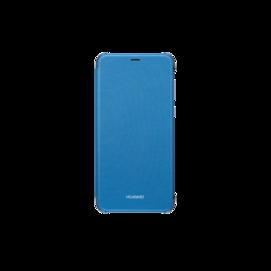 S-view flip cover Huawei P Smart blue retail