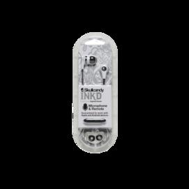 #S2IKFY-074 Skullcandy zestaw słuchawkowy white/black retail