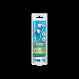 SHE3705 Philips zestaw słuchawkowy white blister