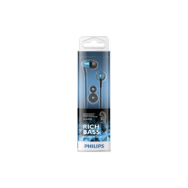 SHE3900BL Philips zestaw słuchawkowy blue blister