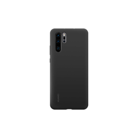 Silicone Case Huawei P30 Pro black retail