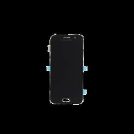 SM-A320f LCD Samsung Galaxy A3 2017 GH97-19732A czarny service pack