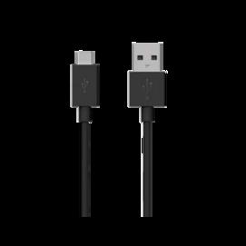 UCB20 Sony kabel Typ C black bulk
