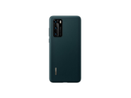 PU Case Huawei P40 ink green retail