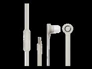RC E190 HTC zestaw słuchawkowy white bulk