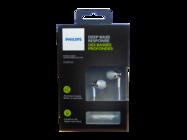 SHE8105SL00 Philips zestaw słuchawkowy white/silver blister