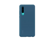 Silicone Case Huawei P30 blue retail