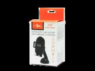 SIR1 eXtreme uchwyt samochodowy z ładowarką indukcyjną black box