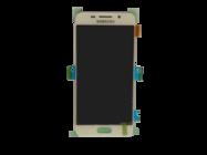 SM-A310f LCD Samsung Galaxy A3 GH97-18249A biały service pack