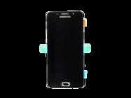 SM-A310f LCD Samsung Galaxy A3 GH97-18249B czarny service pack