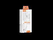 SMS-Q02 Somostel ładowarka sieciowa 3A 18W + kabel lightning white box